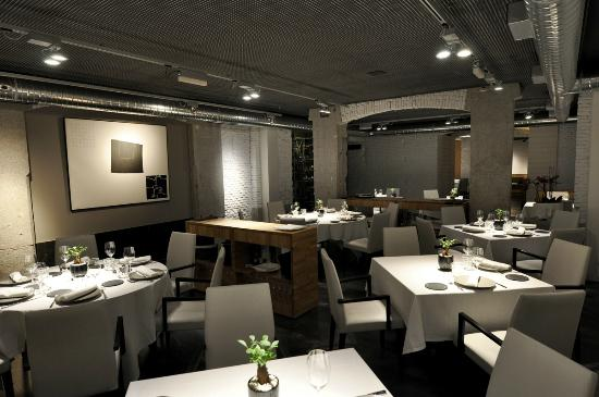 Restaurante Alabaster – Madrid