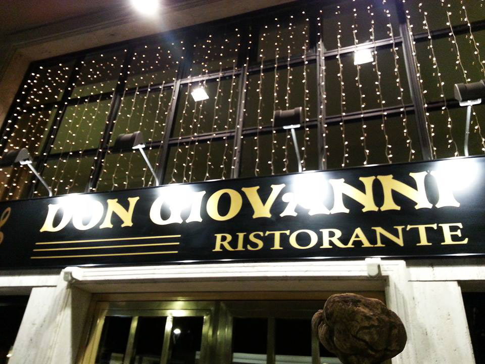 Restaurante Don Giovanni – Marbella