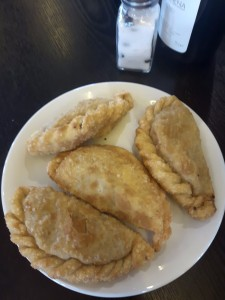 Empanadillas The Knife