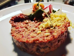 Steak Tartare en Mil Lunas