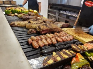 Parrilla de The Knife